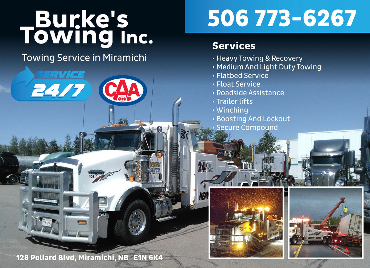 Burke's Towing Inc.