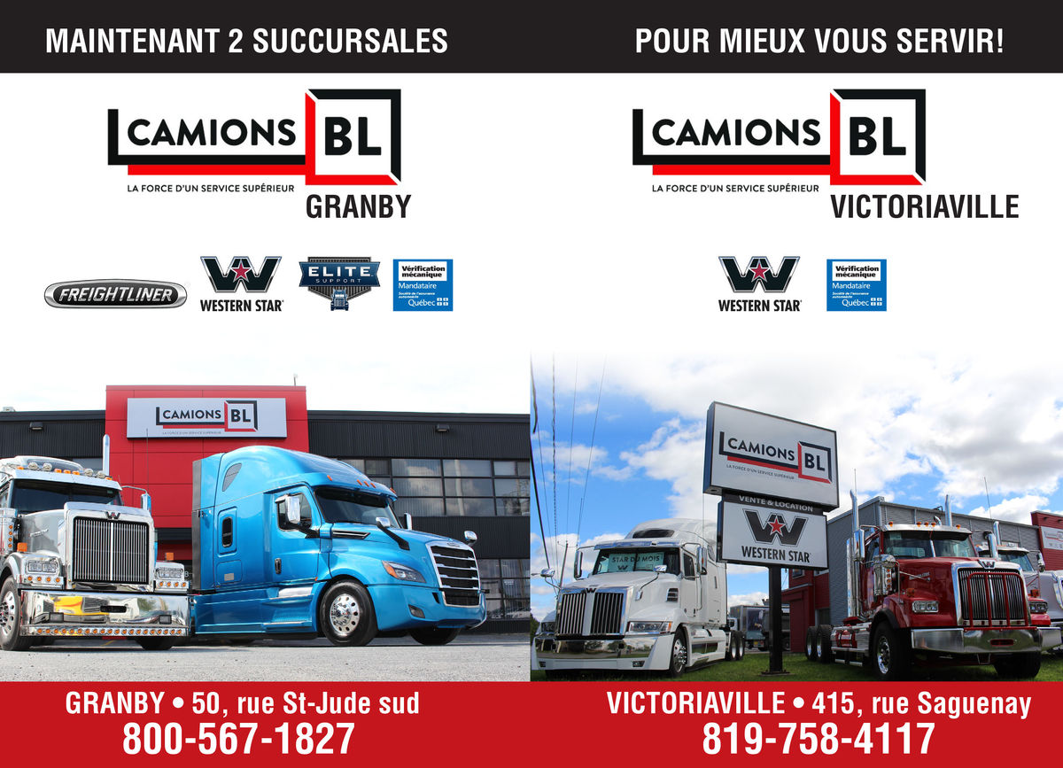 Camions B L Freightliner