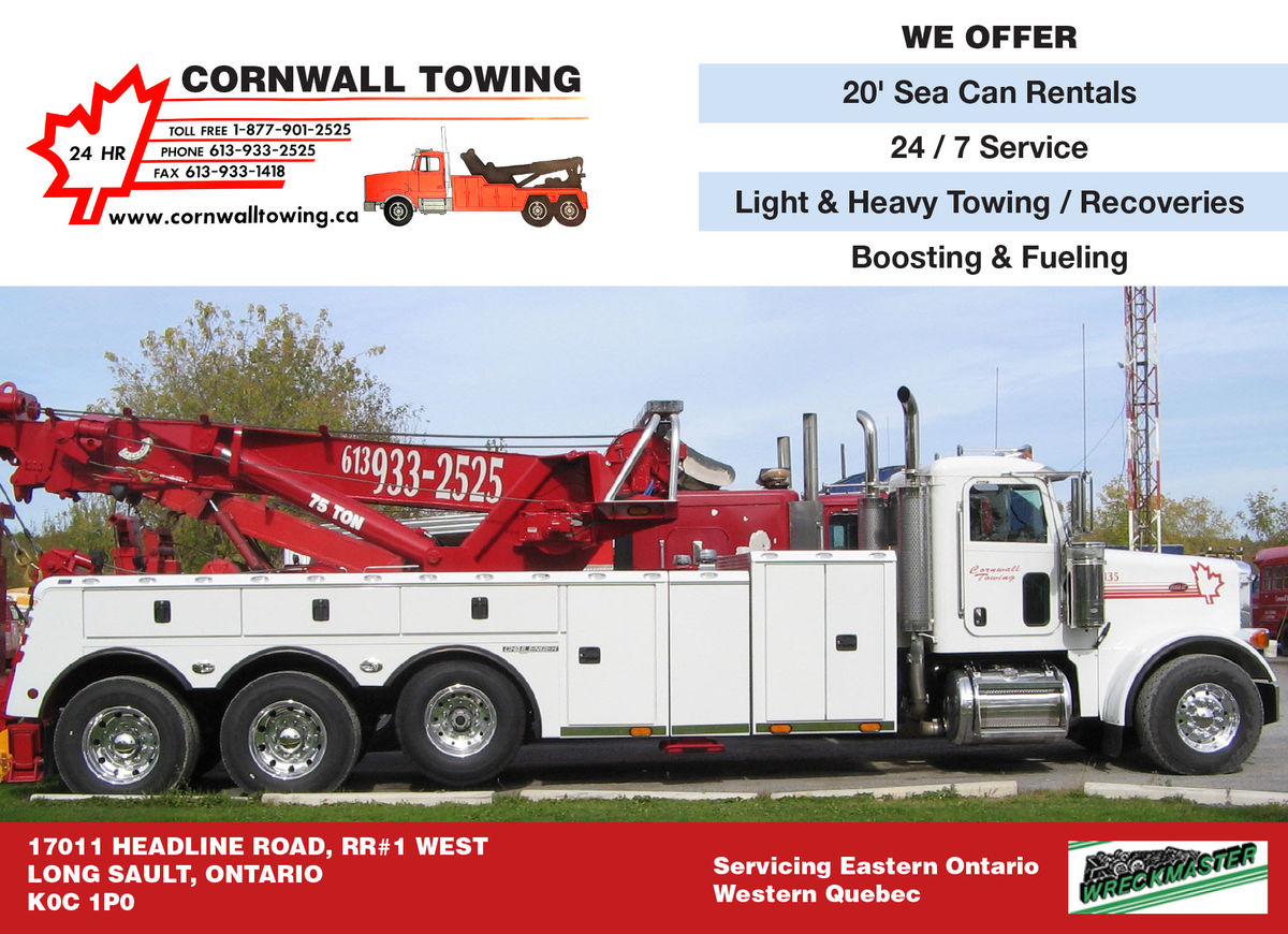 Cornwall Towing