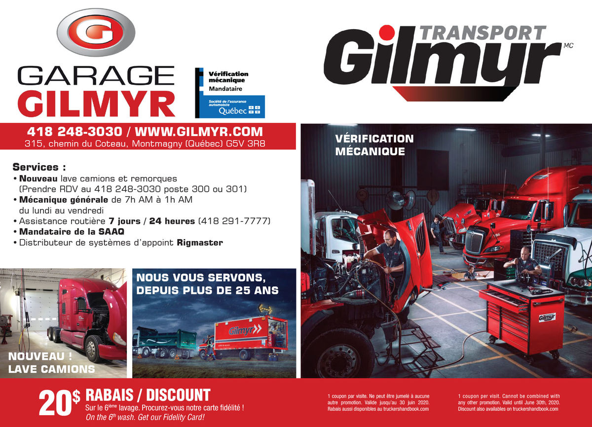Transport Gilmyr Inc.