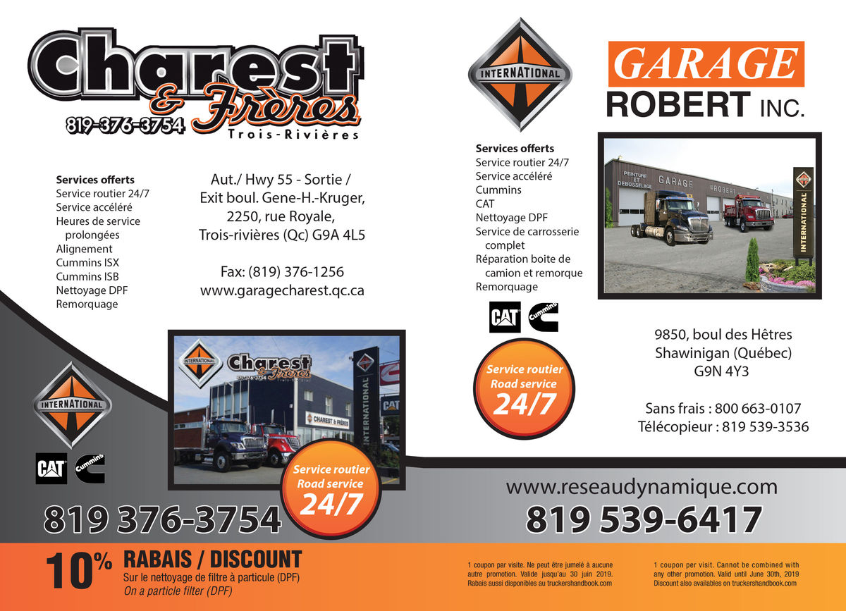 Garage Charest&Frères Inc