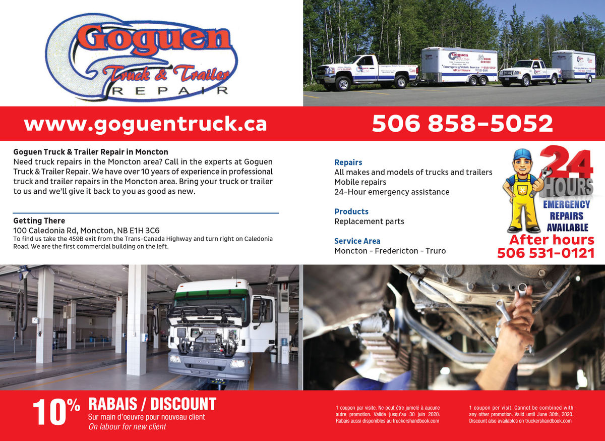 Goguen Truck & Trailer Repair