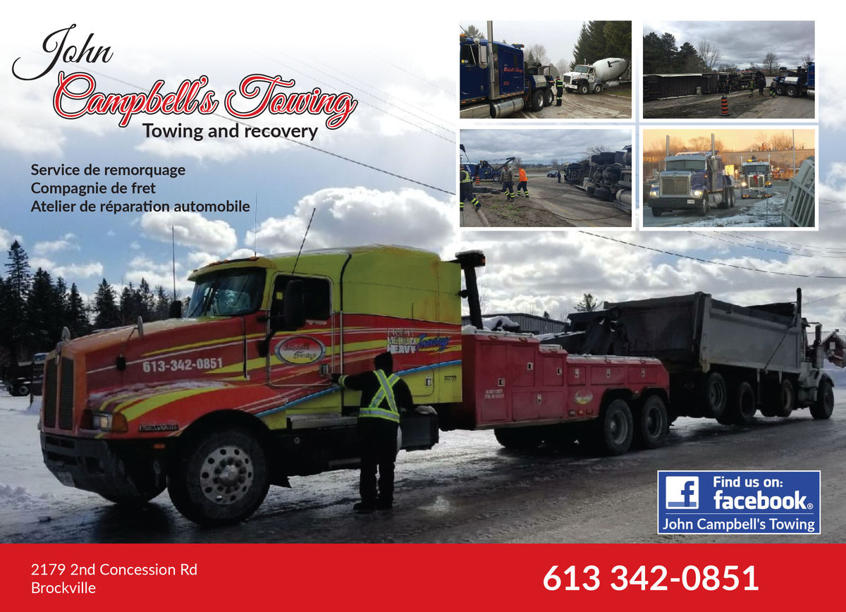 John Campbell's Towing