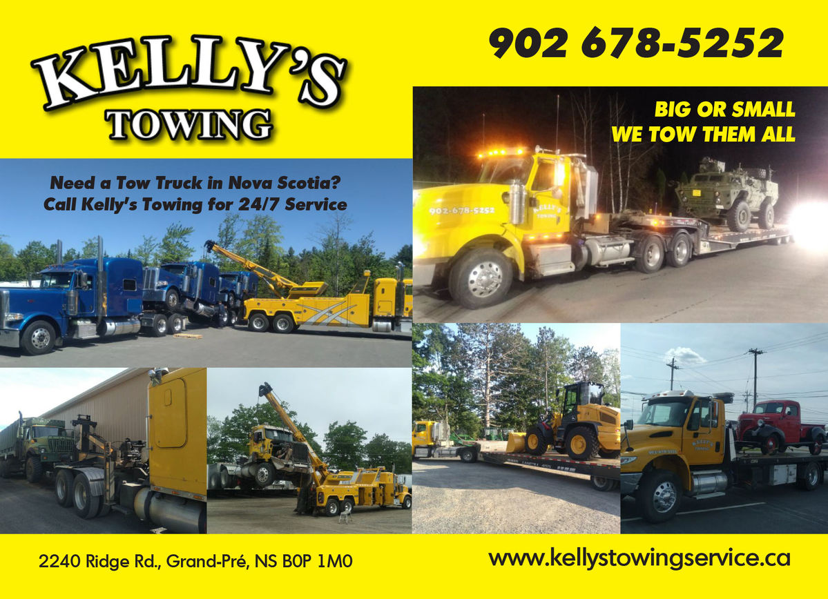 Kelly's Towing