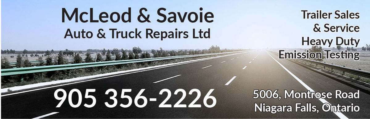 McLeod & Savoie Auto & Truck Repairs Limited