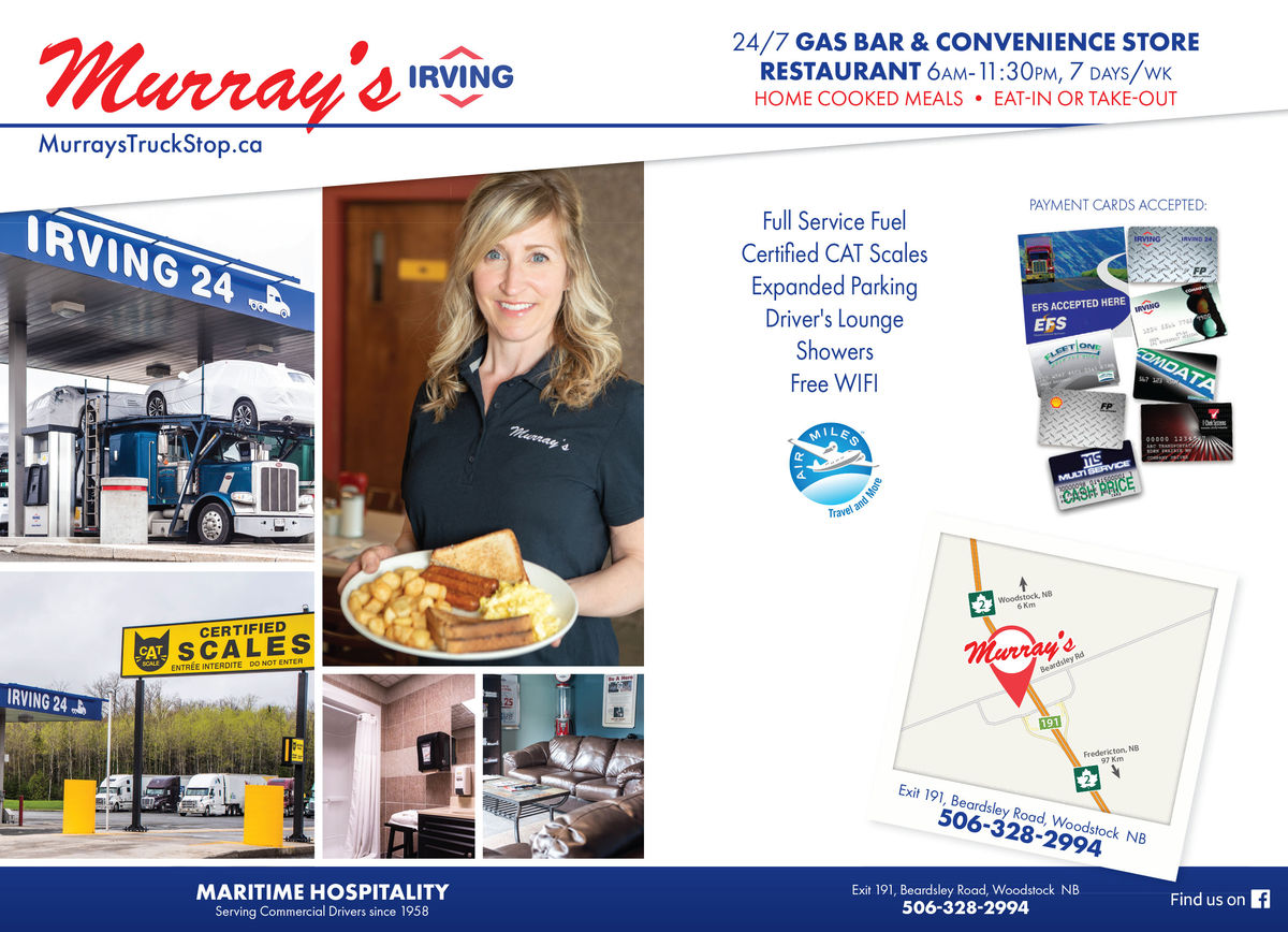 Murray's Irving