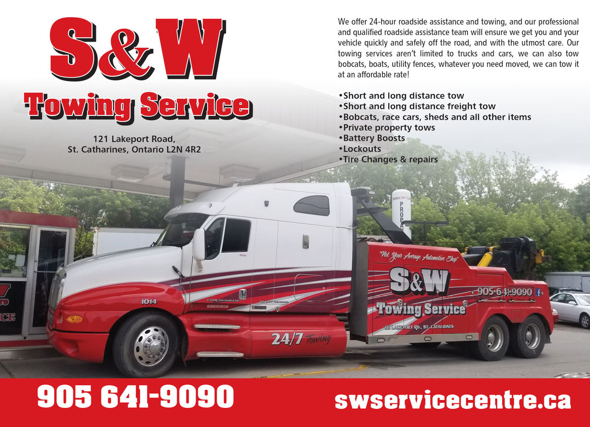 S&W Towing Service