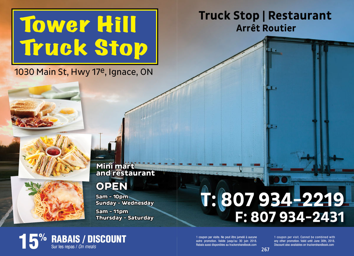 Tower Hill Truck Stop
