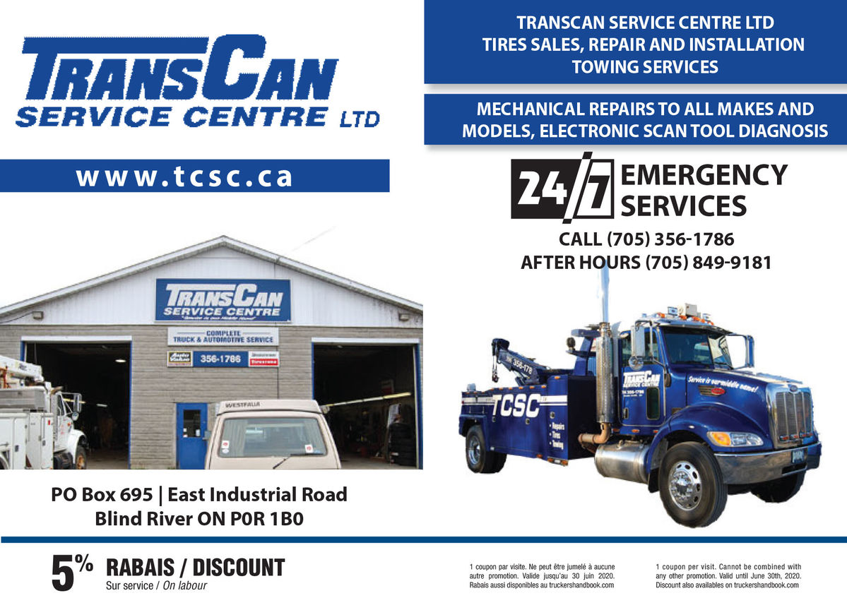 TransCan Service Centre Ltd