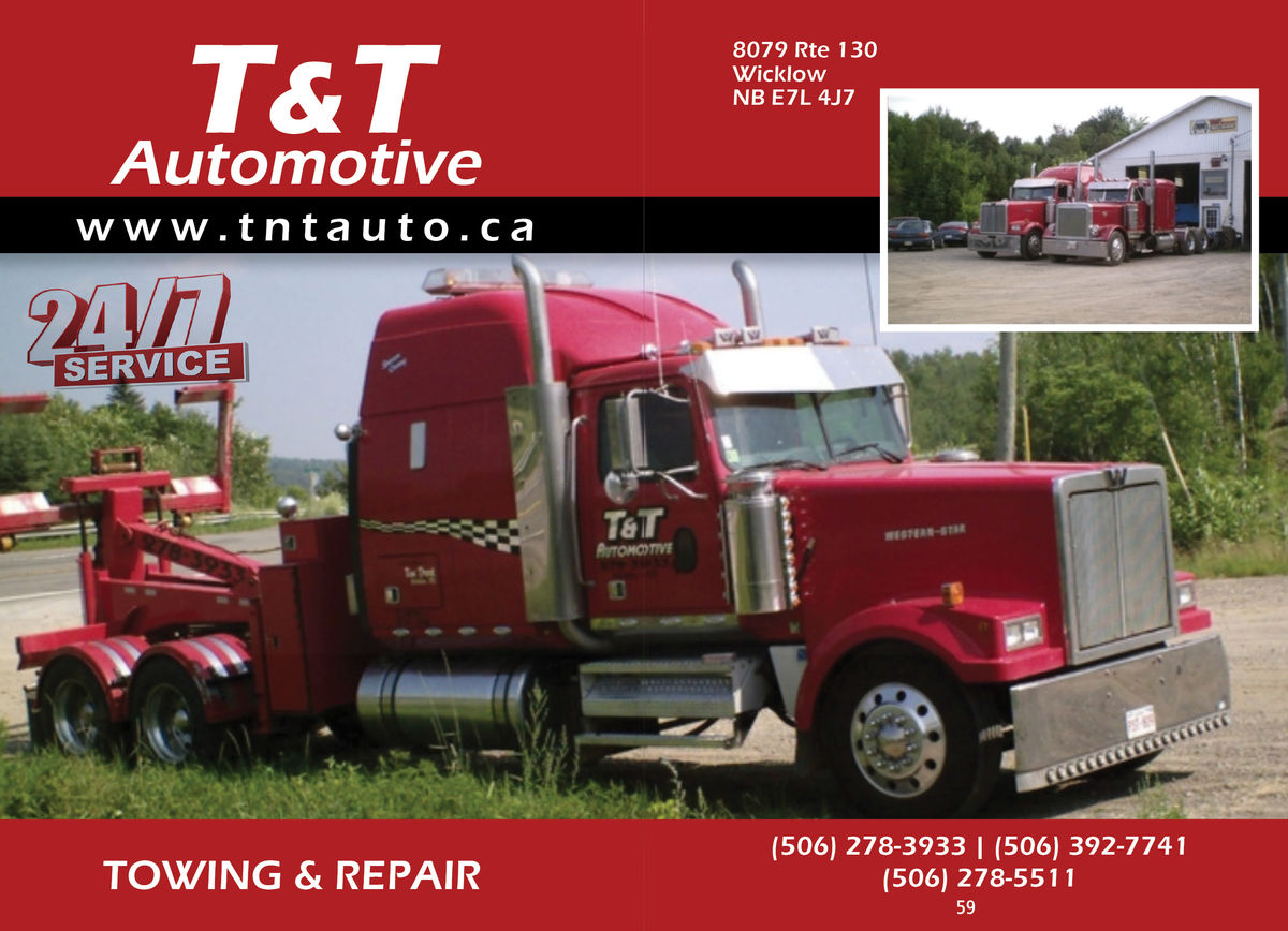 T&T Automotive Heavy Towing