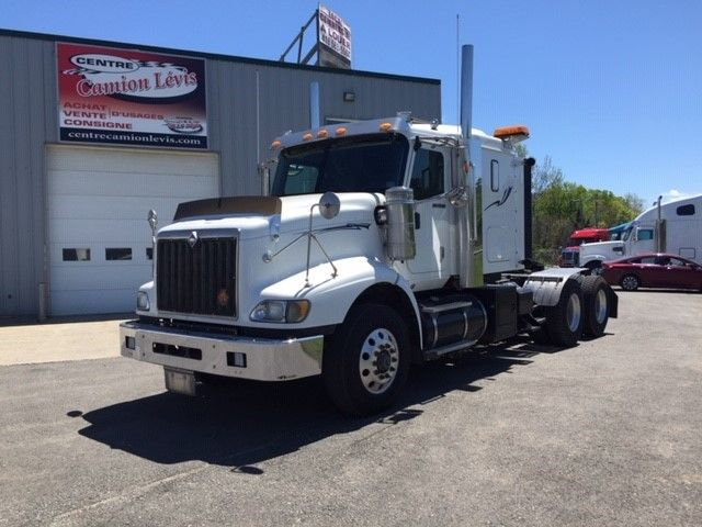 Stock Number: F1003 Brand: International Model: Paystar 5900 Year: 2009 Mileage: 765,526 KM Exterior Color: White Interior color: Gray Doors: 2 Engine: Cummins ISX Power: 500 HP Brakes: To the air Equipment: Complete instrumentation and hydraulic