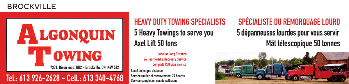 Algonquin Towing