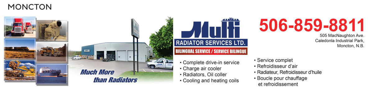 Multi Radiator Services Ltd